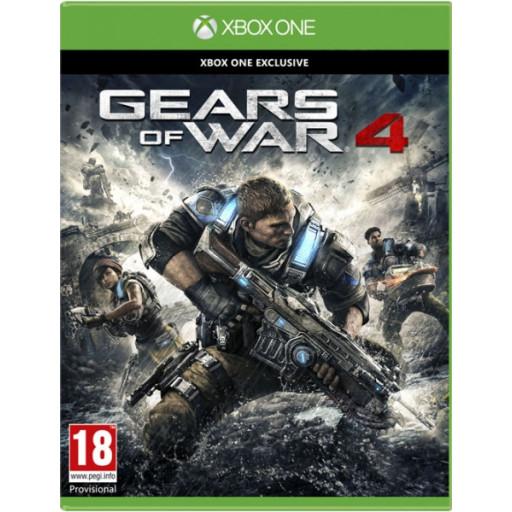 Libro: Gears of War 4 (Xbox One) für 19,99€
