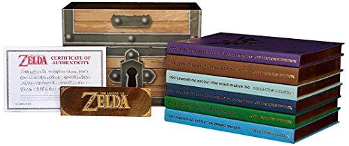 [www.AMAZON.de] The Legend of Zelda Boxed Set für Zelda-Fans (Englische limitierte signierte Ausgabe von 50.000 Stück) für € 119,58