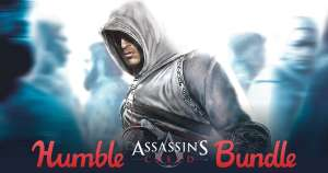 Humble Assassin's Creed Bundle - bis zu 9 Spiele ab 0,95€