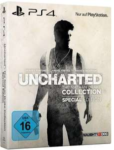 [GameStop] Uncharted The Nathan Drake Collection Special Edition für 19,96€