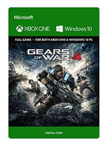 [Amazon.co.uk] Gears of War 4 (Xbox One + PC)  Downloadcode für 29,14€