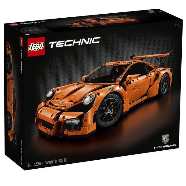 [Thalia.at] LEGO Technic 42056 - Porsche 911 GT3 RS für 213,30€ (nur mehr heute!)