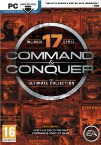 Command and Conquer: The Ultimate Edition PC für £3,99 @ CDKeys