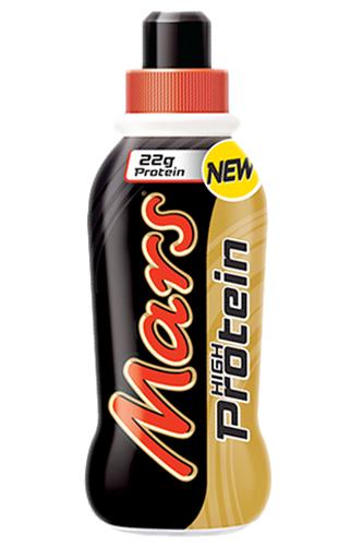 Mars Protein Shake