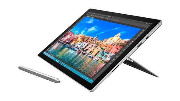 [Saturn.at] MICROSOFT Surface Pro 4 – 4 GB / 128GB i5-6300U für 849€ ( 764,10€ für Geburtstagskinder)