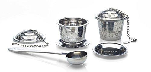 [Amazon.de PRIME] Zoë&Mii Premium Tee-Ei Geschenk-Set für 1,99€ statt 12,99€