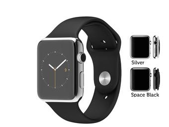 iBood: Apple Watch 42 mm aus Edelstahl mit Sportarmband – wie neu (offene Verpackung) für 235,90€