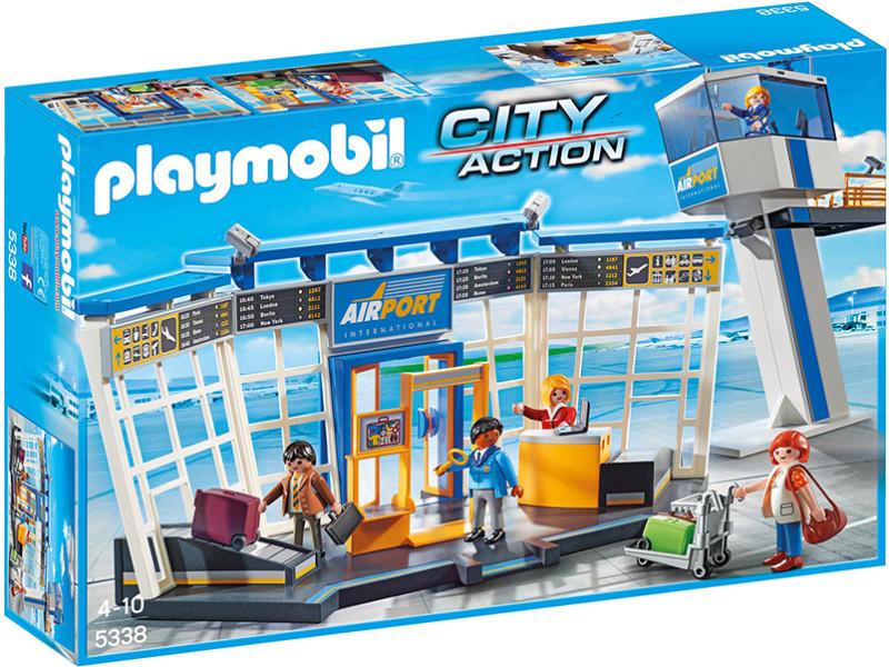 [Interspar] Online Shop Sale: Playmobil Flughafen
