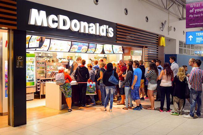 McDonalds Menü Tipp: Pommes, Wedges, Milchshake und Co - statt Getränk