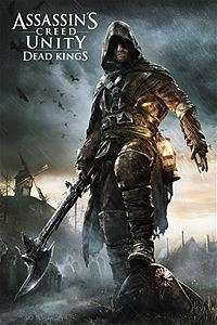 Assassin's Creed Unity – Dead Kings (DLC) (One/PS4/PC) kostenlos!