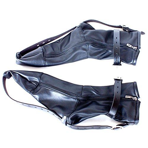 Greenpinecone Erotik Fußfesseln bis Schuhgröße 42 bei AMAZON