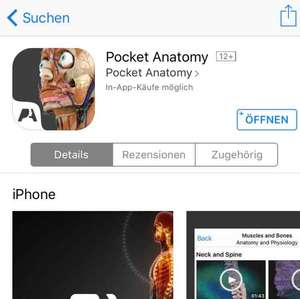 Pocket Anatomy - GRATIS