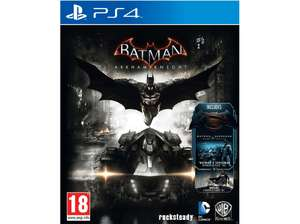 [Saturn.at] [PS4] Batman: Arkham Knight - Special Edition um €10 - versandkostenfrei!
