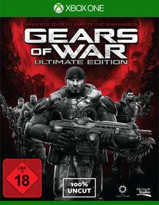 GameStop: Gears of War: Ultimate Edition (Xbox One) für 9,96€