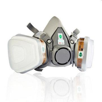 3M 6200 N95 Doppelgasmaske @ Banggood