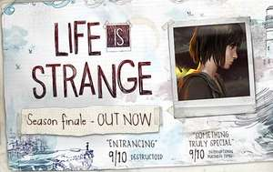 [Humble Bundle] Life Is Strange - Complete Season (1-5) für 4,99 € statt 5,99 €