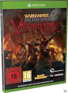 Warhammer The End Times Vermintide [Xbox/PS4] (Libro)