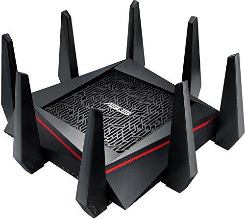 [BlitzAngebotAmazon.DE] Asus RT-AC5300 Pro-Gamer WLAN Router + 50€ Games Planet Gutschein ( ASUS Cashback)