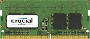 [Amazon] Crucial SO-DIMM 8GB, DDR4-2133, CL15 (CT8G4SFS8213) für 32,26 € - 43% Ersparnis