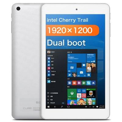 """[Gearbest] CUBE iWork8 Air 8"""" Dual OS Tablet mit Z8300 / Z8350 für 83,54 € / 91,34 € - 23% Ersparnis"""