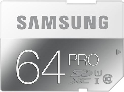 [0815.at] Weekendknaller - Samsung SDXC PRO 64GB für 27,98€ ( 22,99€ bei Marktabholung)