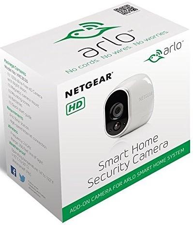 Netgear Arlo Kamera um 89 € - Bestpreis - 33%