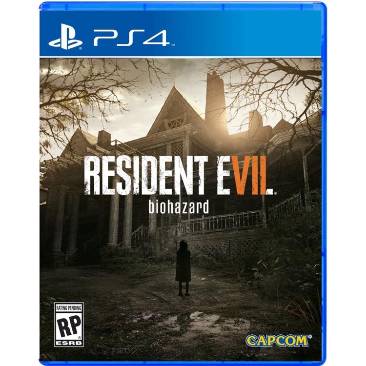 Resident Evil 7 PS4 @ Saturn lagernd