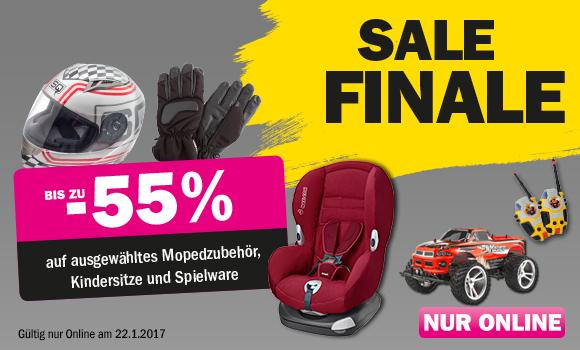 [Forstinger] Sale Finale: bis zu -55% (nur heute)