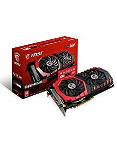 [Amazon.fr] MSI Radeon RX 480 Gaming X 8G, 8GB GDDR5 für 254,42€ - Bestpreis