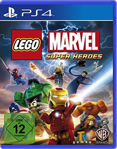 [Amazon.de]  LEGO Marvel Super Heroes für PS4 um rd. €13,- - versandkostenfrei für PRIME-Mitglieder