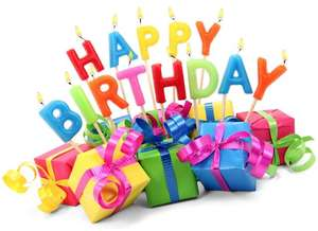 Zum Geburtstag: GRATIS Eintritte, Essen, Gutscheine und Rabatte