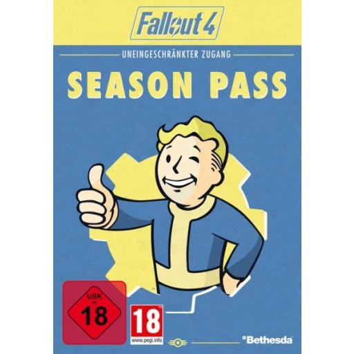 [Lokal] Fallout 4 Season Pass (PC) für 1 € bei Libro [Reservierung möglich]