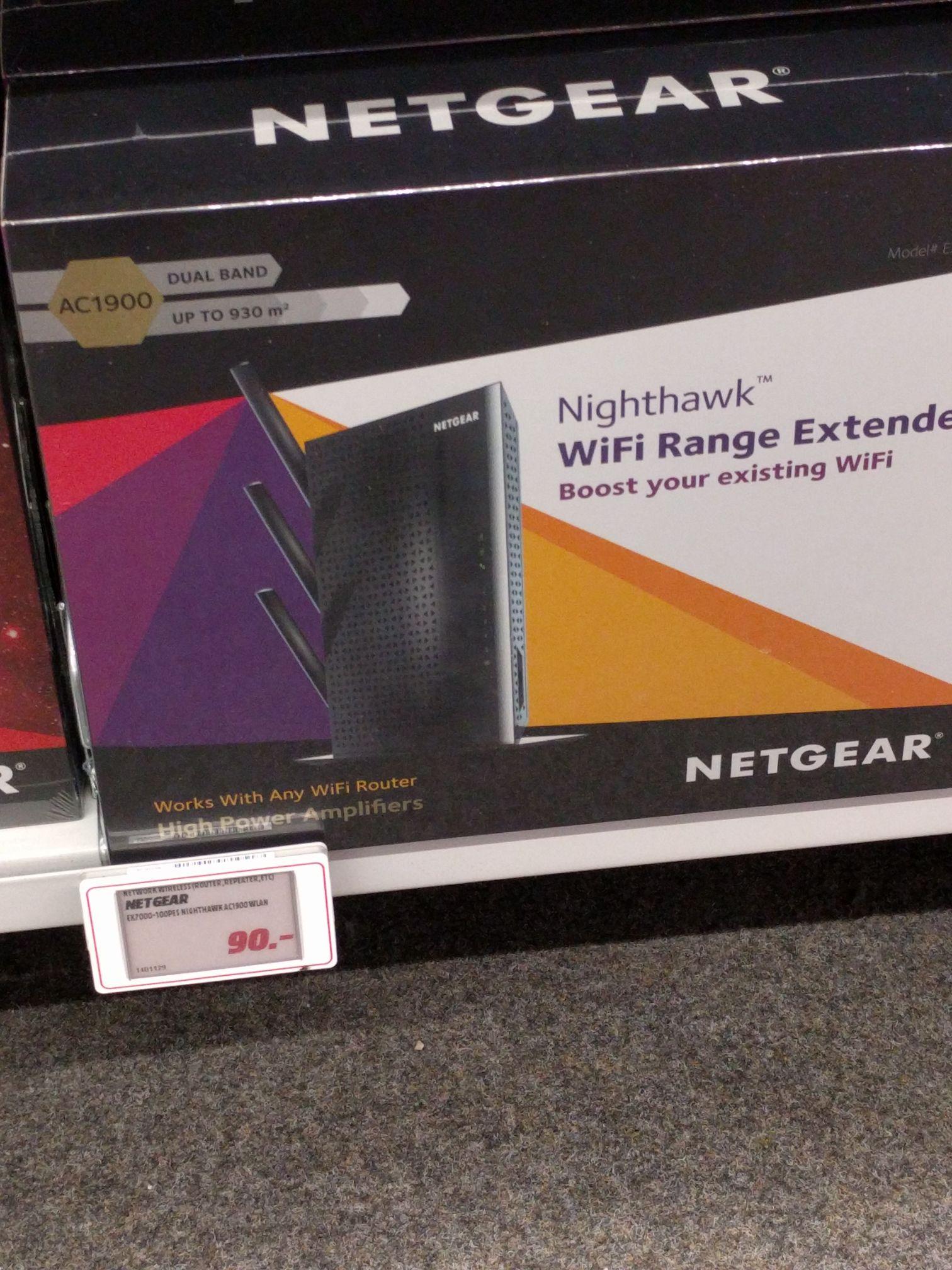 Netgear Nighthawk EX7000 Repeater / Accesspoint