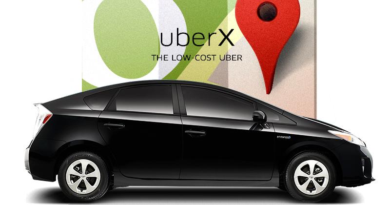 Uber: 5€Rabatt bei Buchung über Google Maps (iOS / Android)
