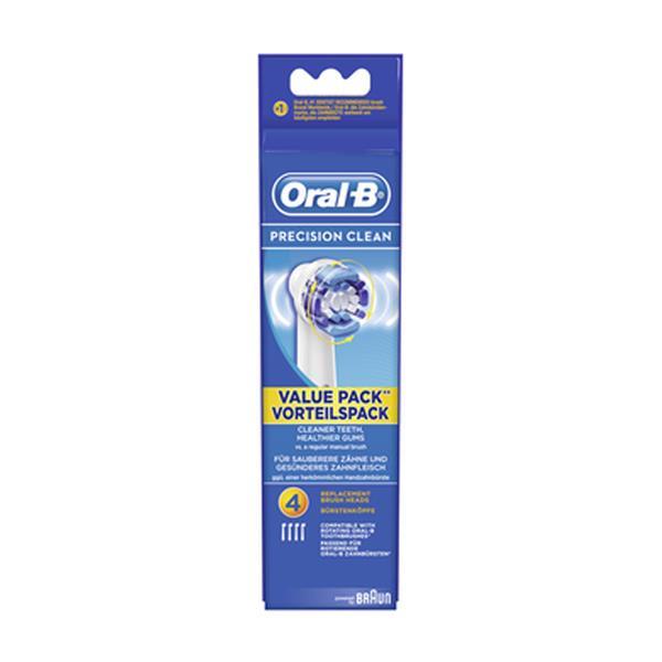 [BILLA/Marktguru Cashback] Oral-B Precision Clean 2x 4 Stk. für 9,98 € (bis 01.02.) - 38% Ersparnis