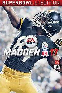 Xbox Live Gold: Madden NFL 17 – Super Bowl Edition (Xbox One) für 23,10€