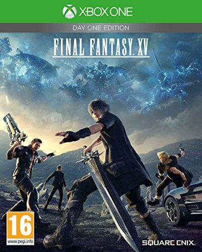 [Amazon.co.uk] Final Fantasy XV: Day One Edition (Xbox One) um nur 35,96€