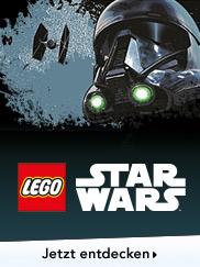 """Toy""""R""""Us: 20% Rabatt auf (LEGO) Star Wars ab 30€ - nur vom 2. bis zum 8. Februar"""