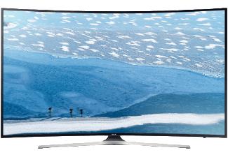 """Samsung 49"""" UHD Curved TV um 599 € - Bestpreis"""