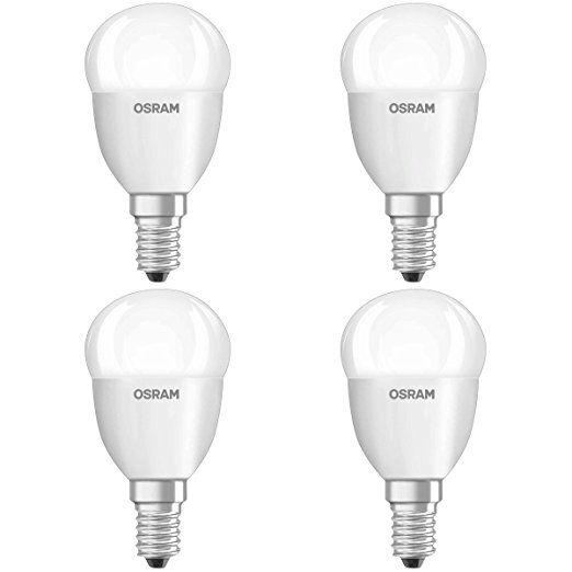 [Amazon] 40% Rabatt auf Osram LED unterschiedlicher Fassungen