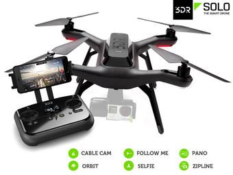 [IBOOD Angebot des Tages] 3DR Solo Smart Aerial Drohne