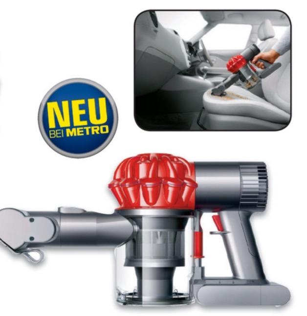 Dyson V6 Akku-Handstaubsauger um 178,80 € - Bestpreis - 26%