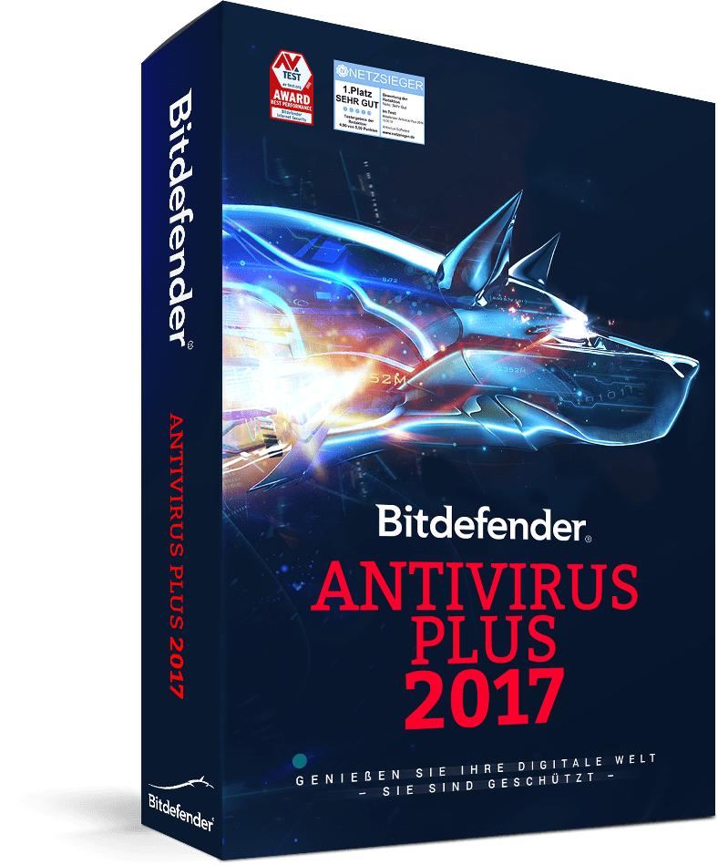 BitDefender 2017 - 2 Jahres Lizenz zum Preis von 1 Jahr