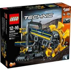 [Alternate.at] 30€ sparen -> LEGO Technic 42055 Schaufelradbagger nur 157,80€