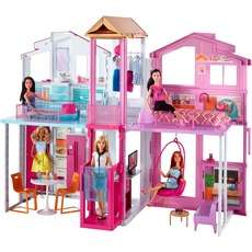 [Alternate.at] Mattel Barbie 3 Etagen Stadthaus um 82,80€ (PVG: 102€)