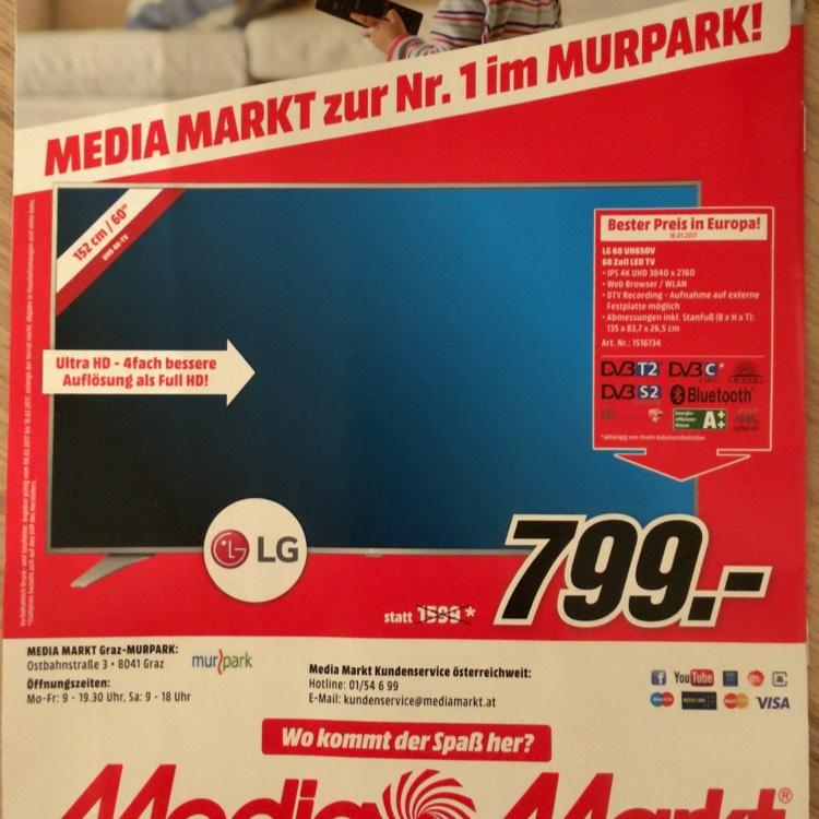 "LG 60"" LED UHD - MediaMarkt"