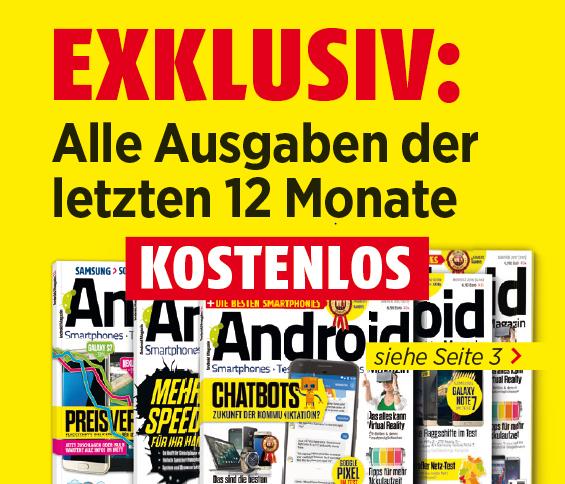 Android Mag. Alle Ausgaben 2016 gratis zum Download