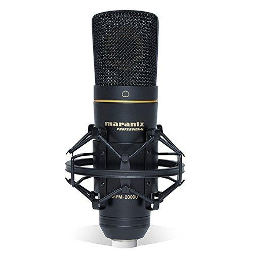 [Amazon.com/Logoix/direkt] WOW Schnäppchen -> Marantz Professional MPM2000U USB Kondensatormikrofon nur 38,30€ mit Versand