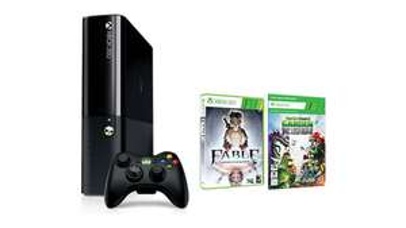 Xbox 360 500 GB Value Bundle