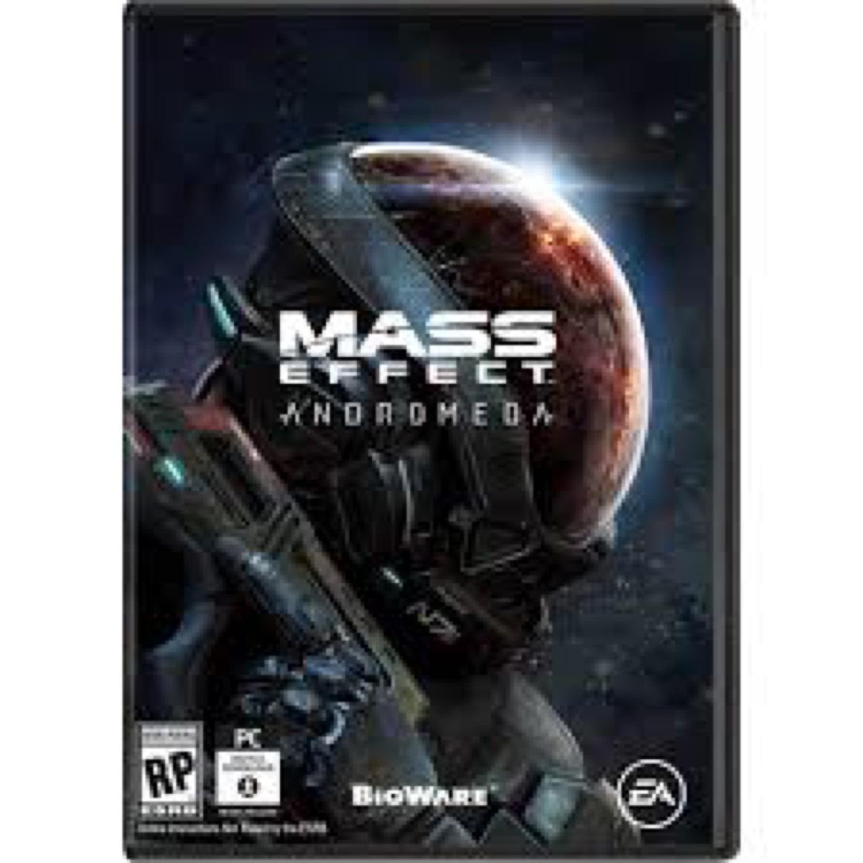 Mass Effect Andromeda  PS4/XONE/PC